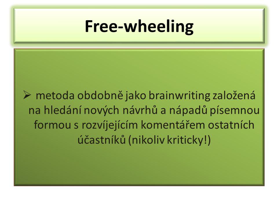 Free-wheeling