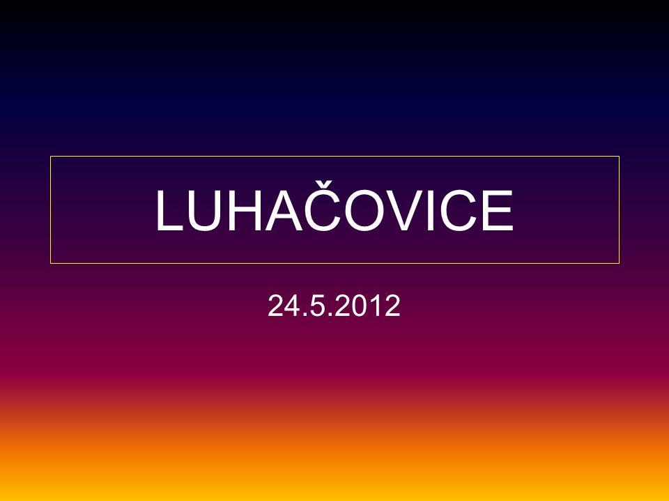 LUHAČOVICE 24.5.2012