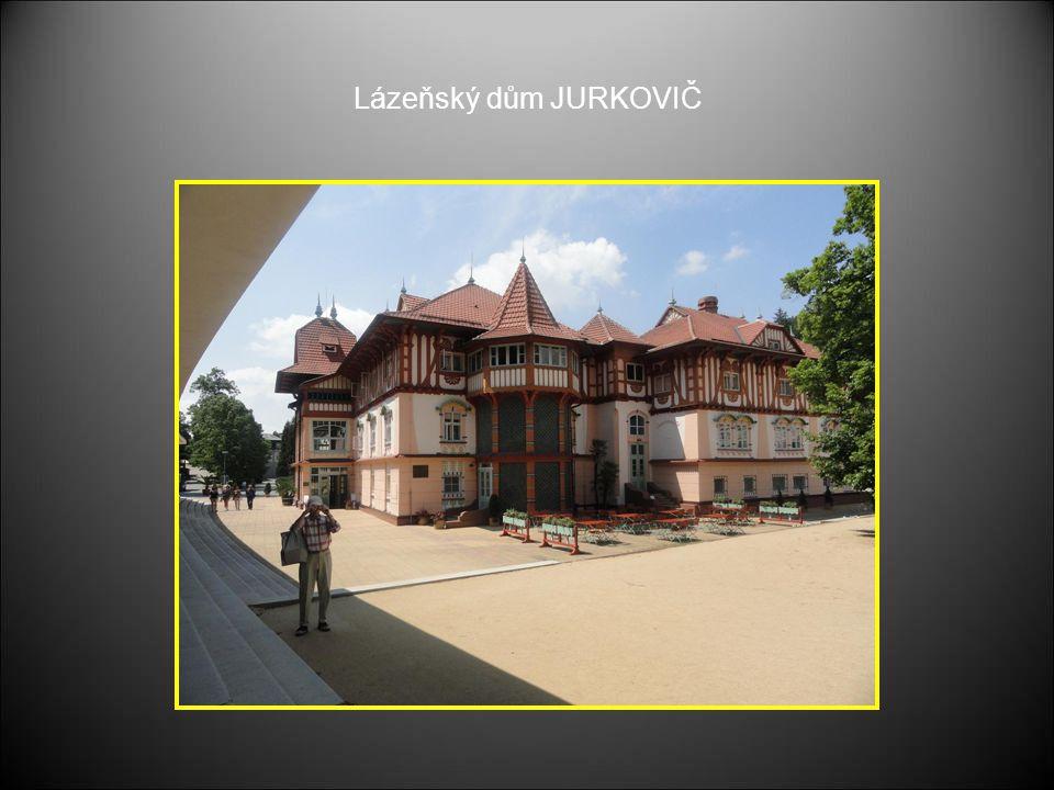 Lázeňský dům JURKOVIČ
