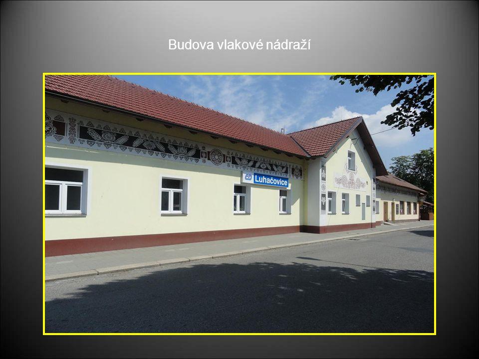 Budova vlakové nádraží