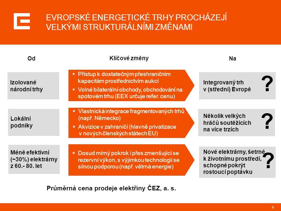 PRG-ZPD017-20060109-13715P1E STŘEDOEVROPSKÁ INTEGRACE - MEZIROČNÍ RŮST CENY ELEKTŘINY V ČR ODPOVÍDÁ VÝVOJI NA REGIONÁLNÍM TRHU.