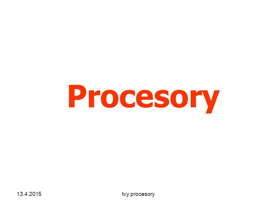 Procesory 11.4.2017 tvy procesory
