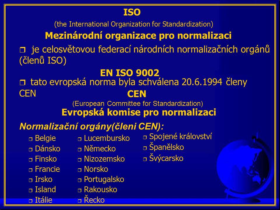 Evropská komise pro normalizaci