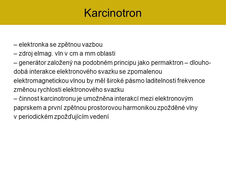 Karcinotron