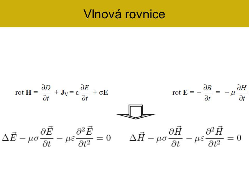 Vlnová rovnice