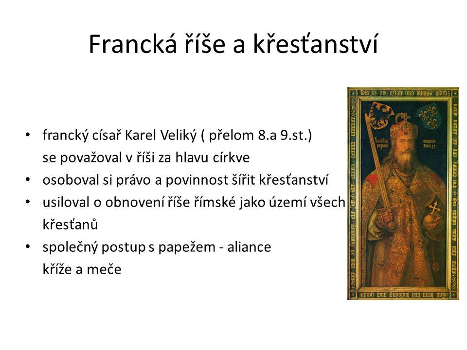 Francká říše a křesťanství