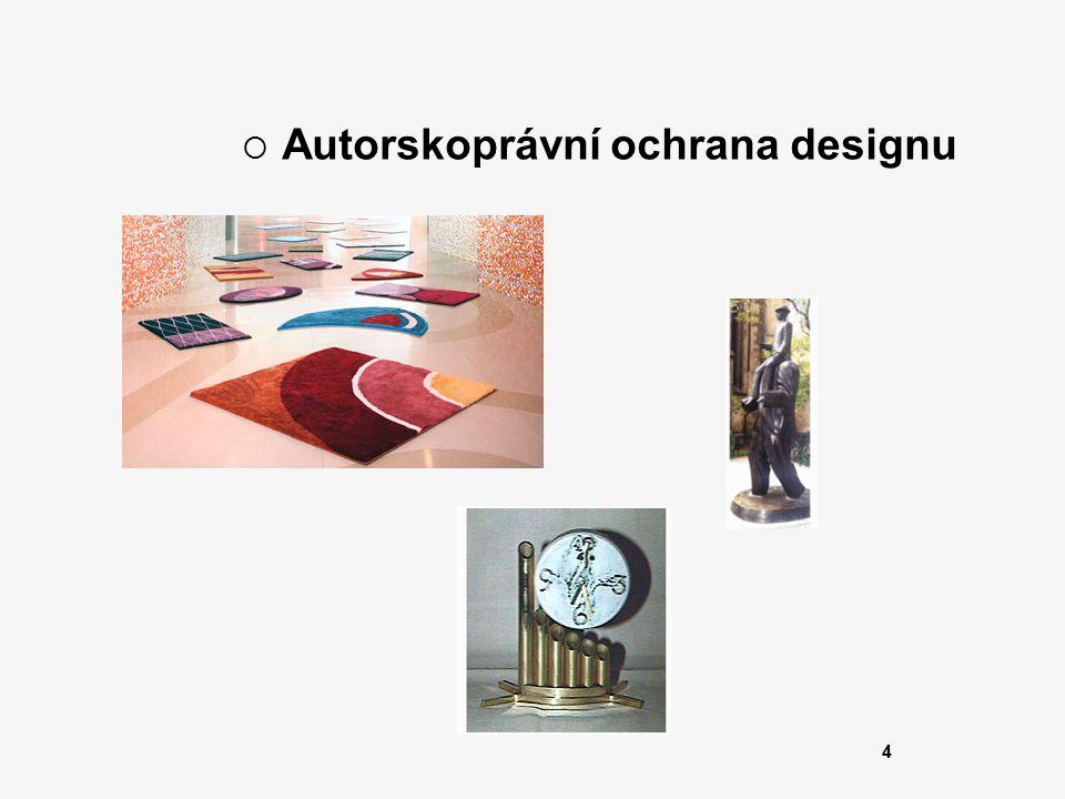 Autorskoprávní ochrana designu
