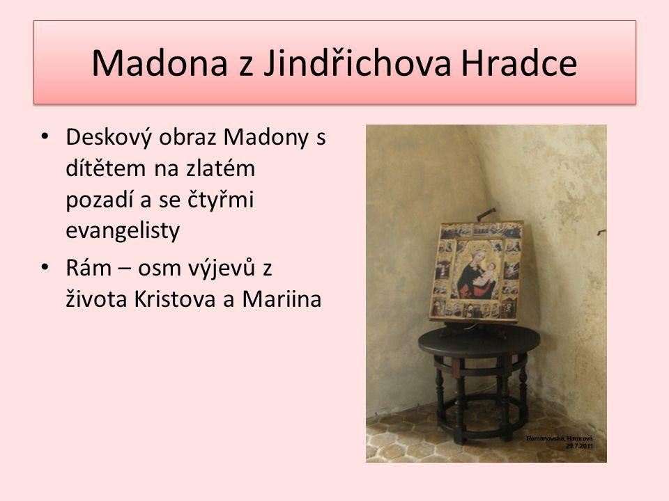 Madona z Jindřichova Hradce