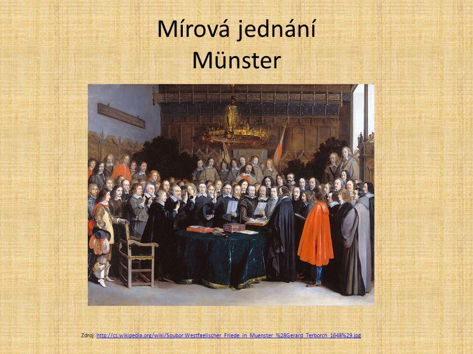 Mírová jednání Münster