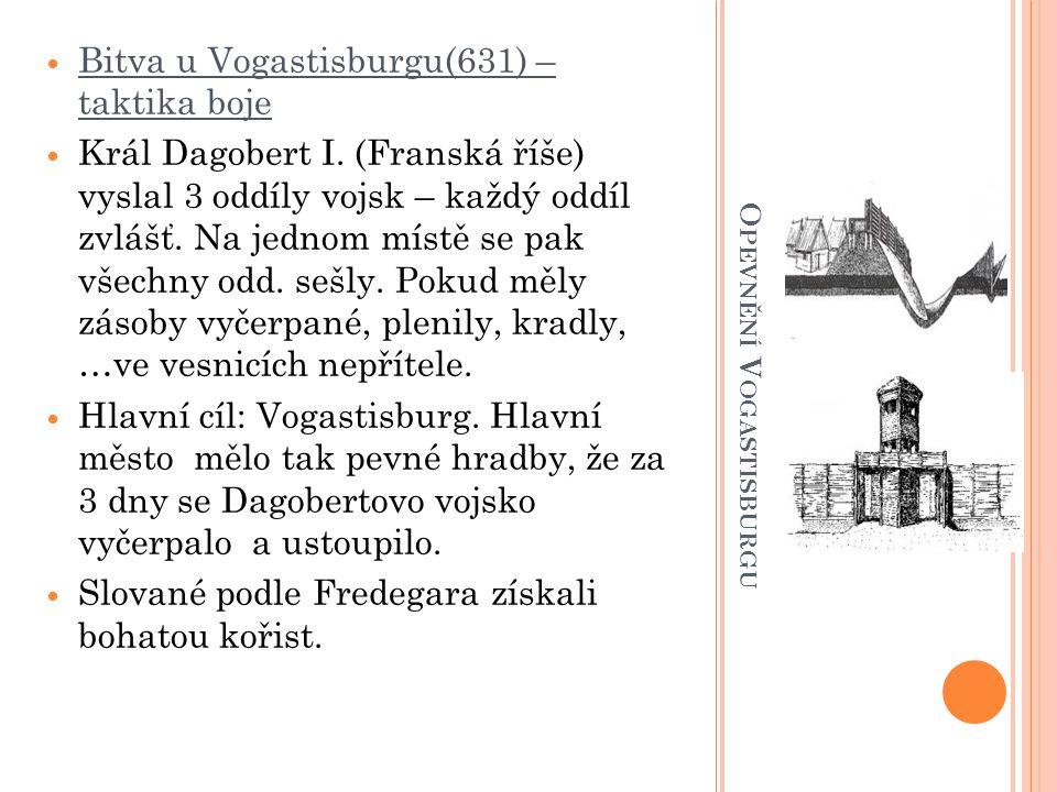 Opevnění Vogastisburgu