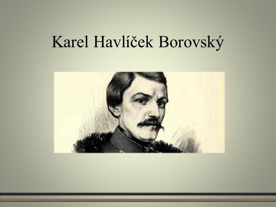 Karel Havlíček Borovský