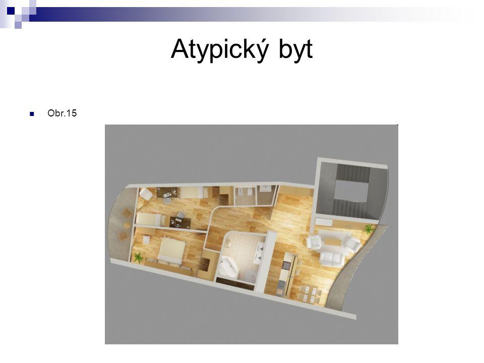 Atypický byt Obr.15
