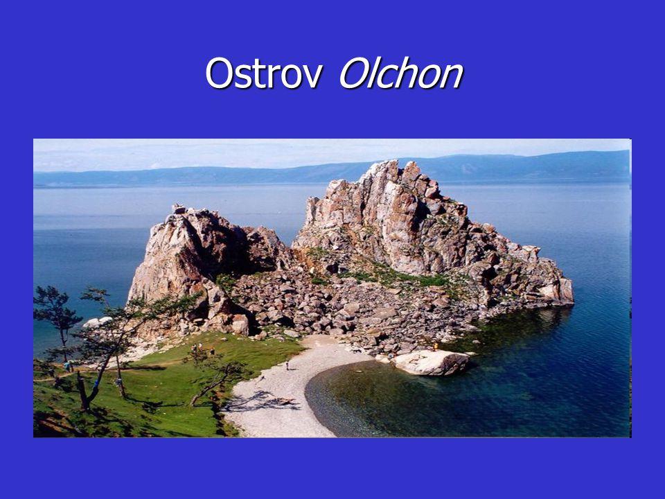 Ostrov Olchon