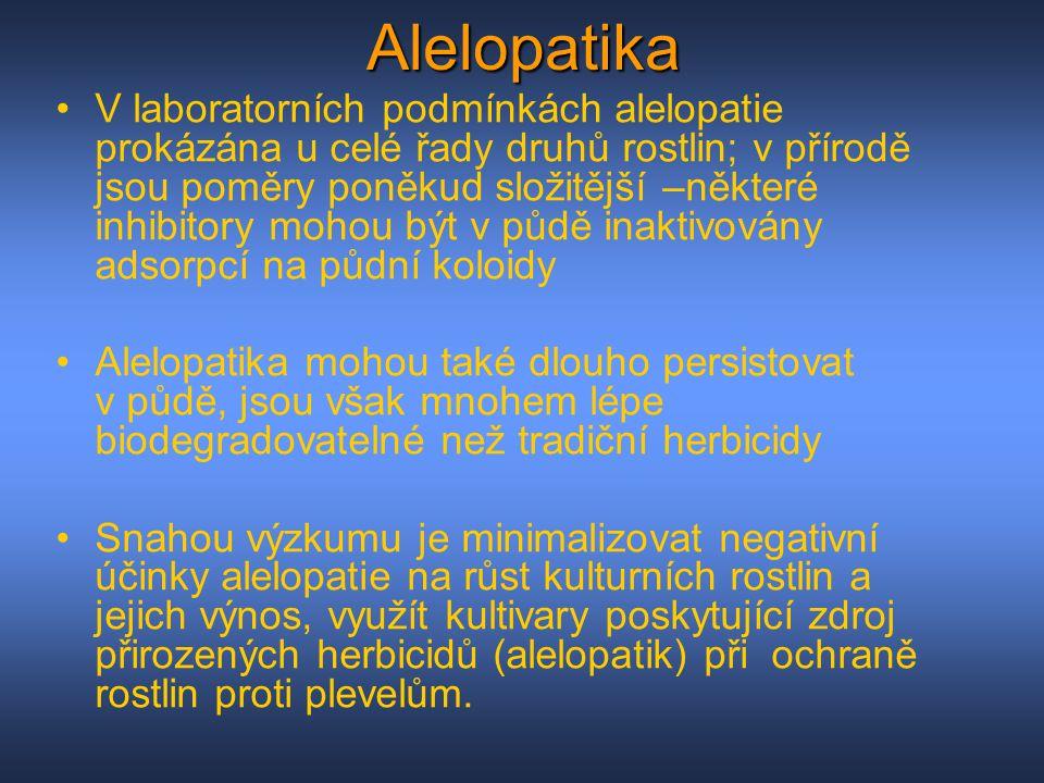 Alelopatika