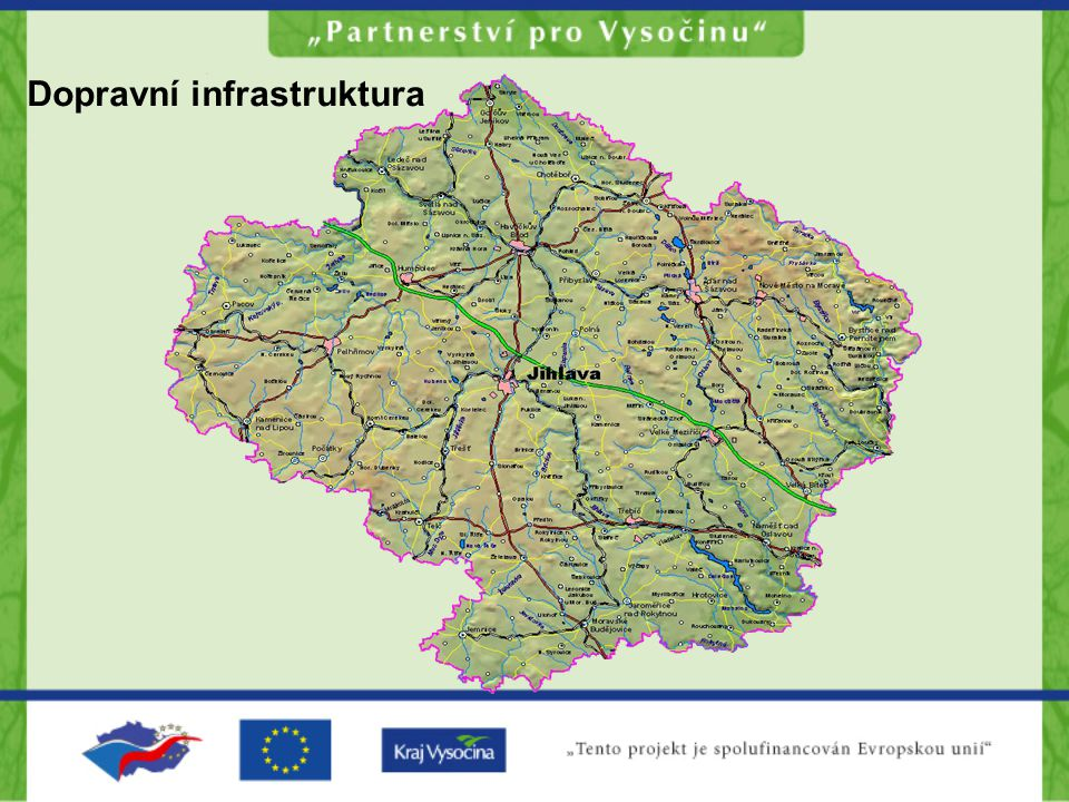 Dopravní infrastruktura