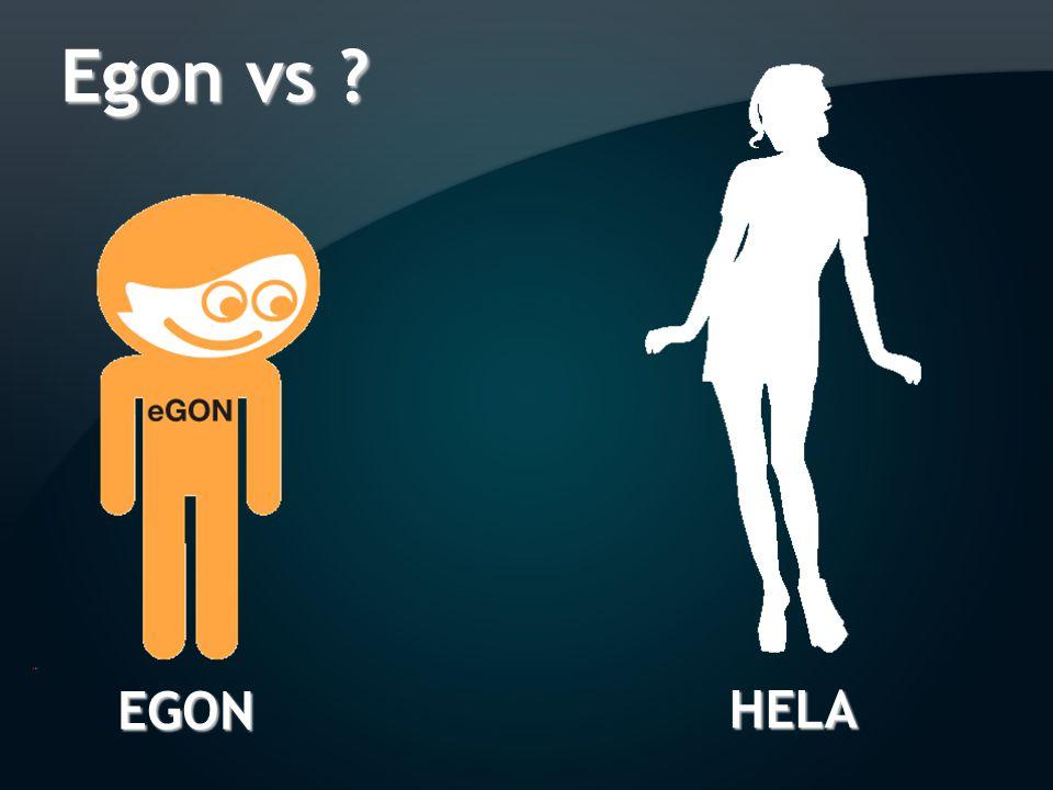 Egon vs EGON HELA