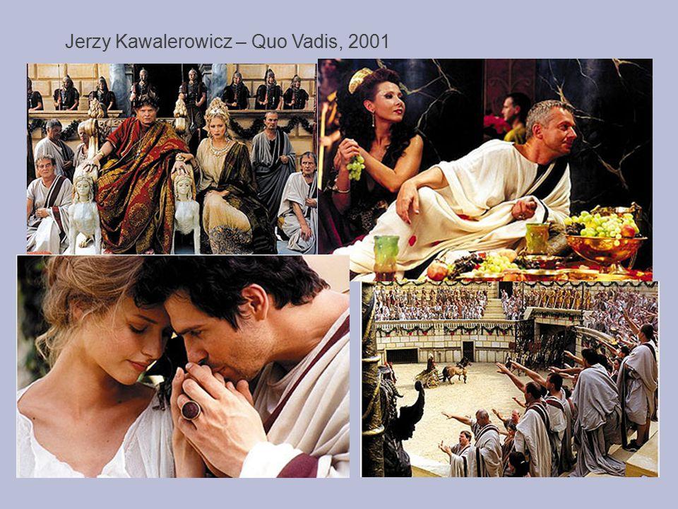 Jerzy Kawalerowicz – Quo Vadis, 2001