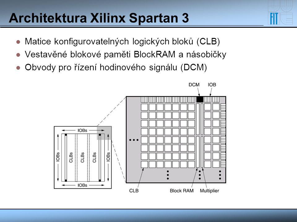 Architektura Xilinx Spartan 3