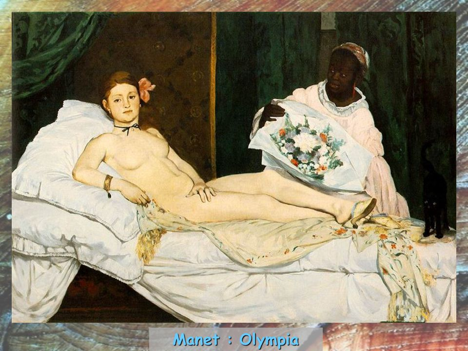 Manet : Olympia