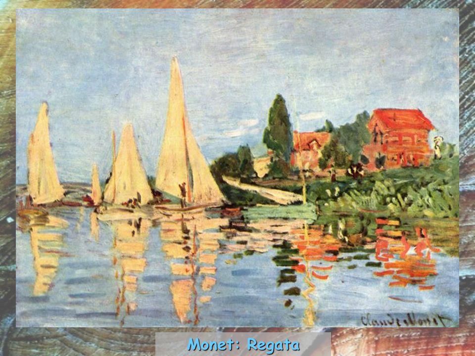 Monet: Regata