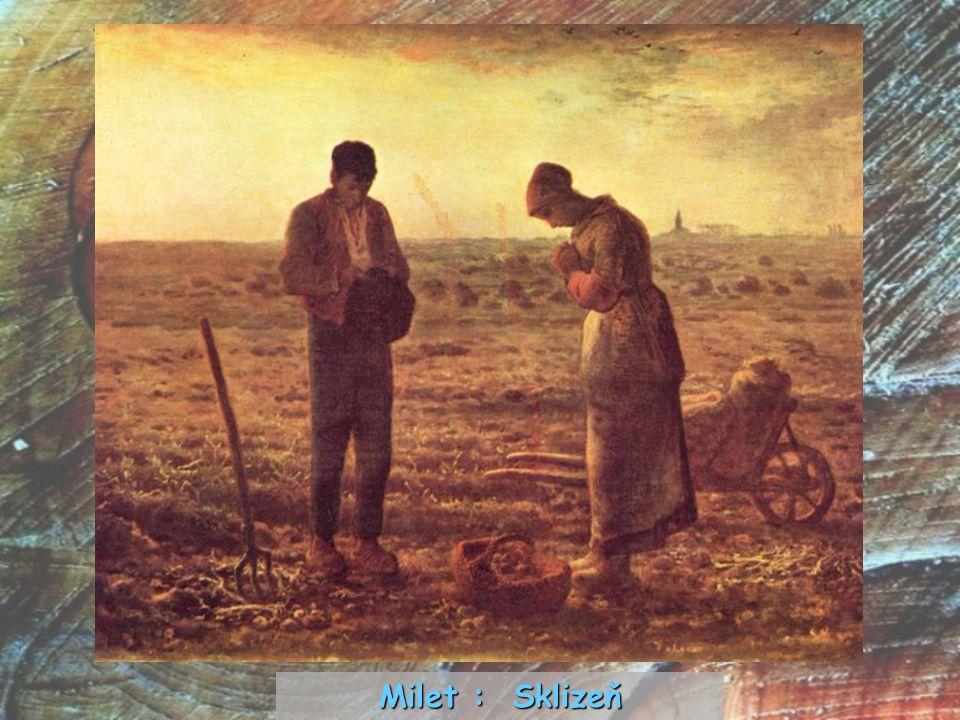 Milet : Sklizeň