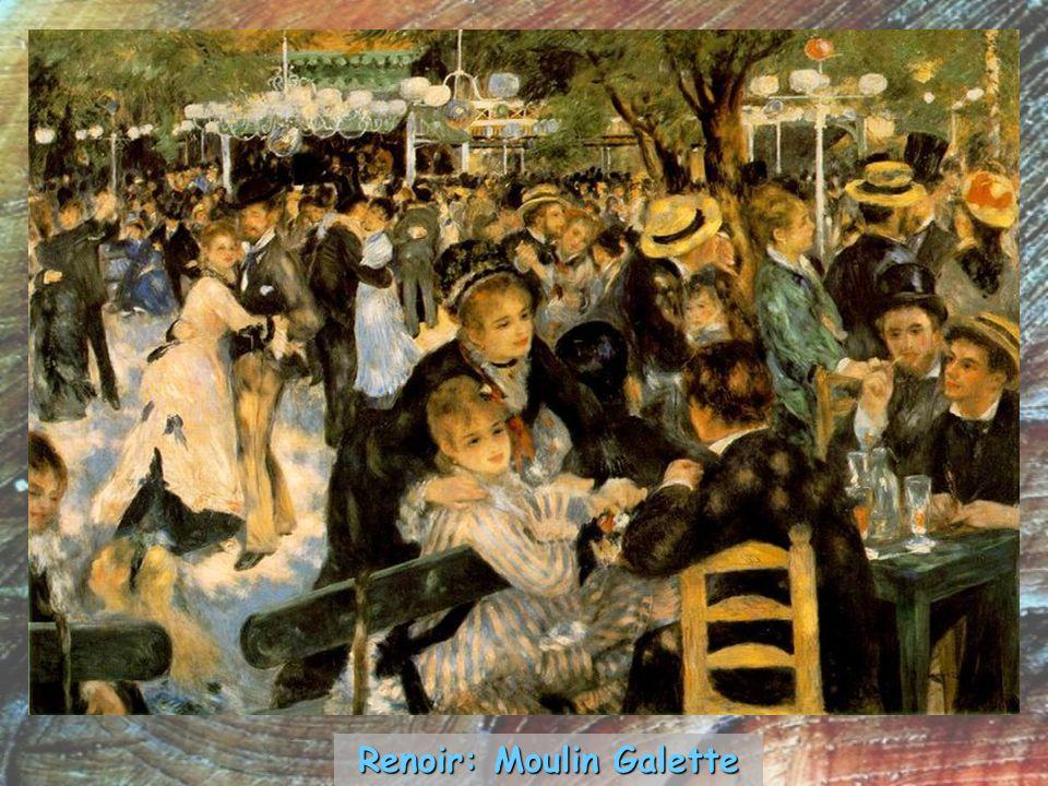 Renoir: Moulin Galette