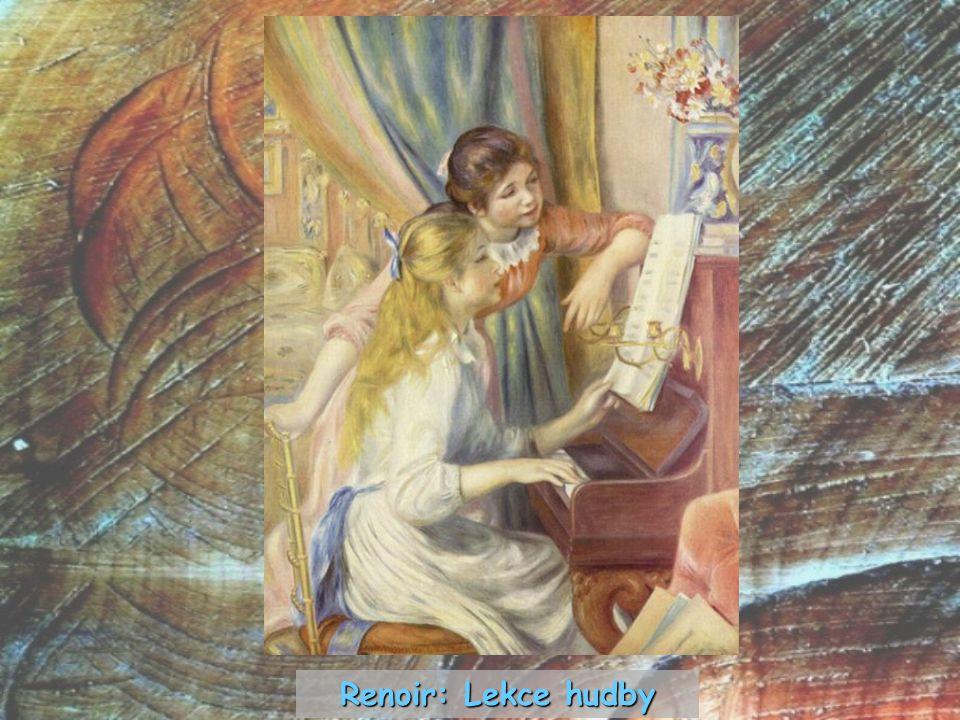 Renoir: Lekce hudby