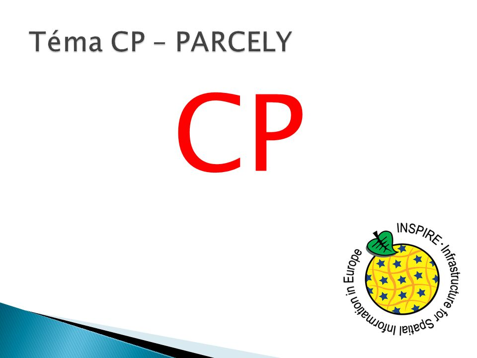 Téma CP – PARCELY CP