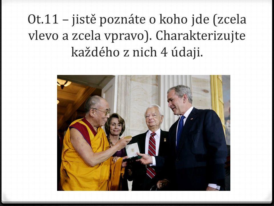Ot. 11 – jistě poznáte o koho jde (zcela vlevo a zcela vpravo)