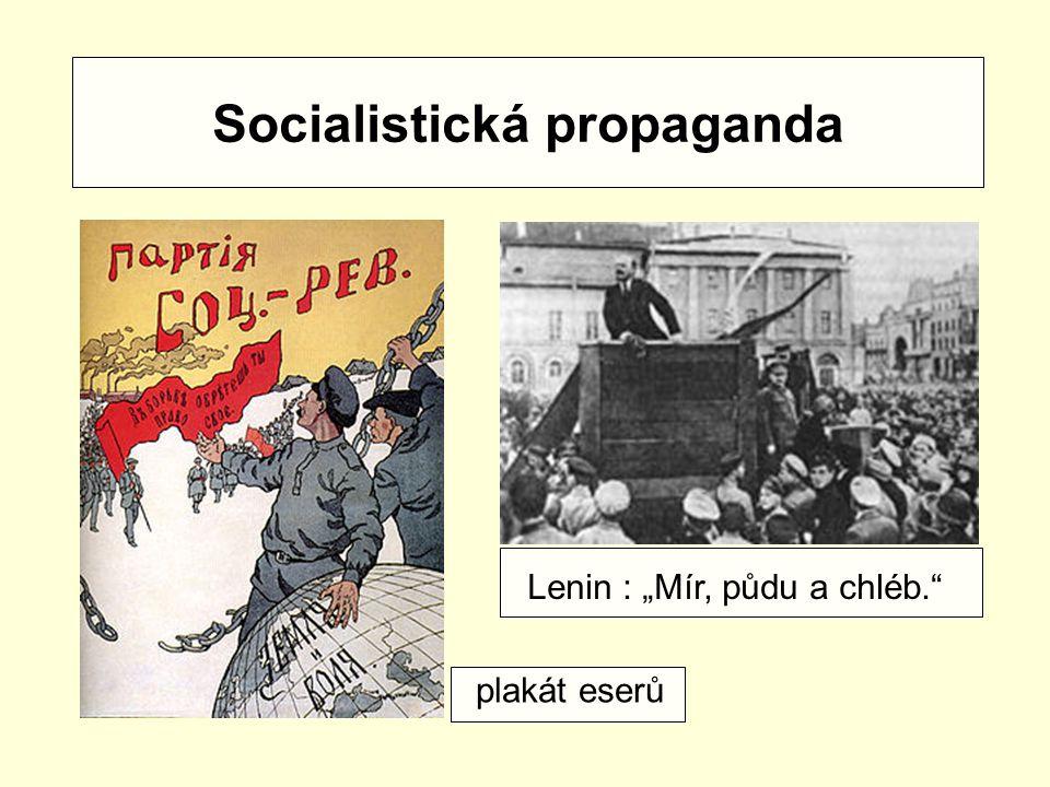 Socialistická propaganda