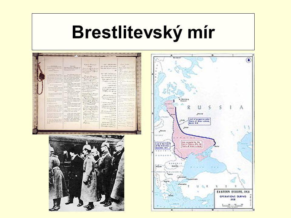 Brestlitevský mír