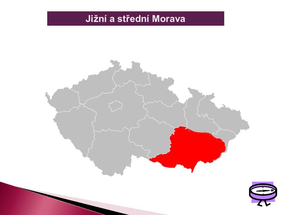 Jižní a střední Morava