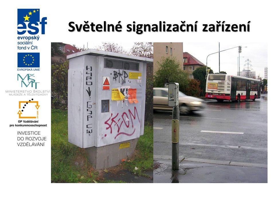 Světelné signalizační zařízení