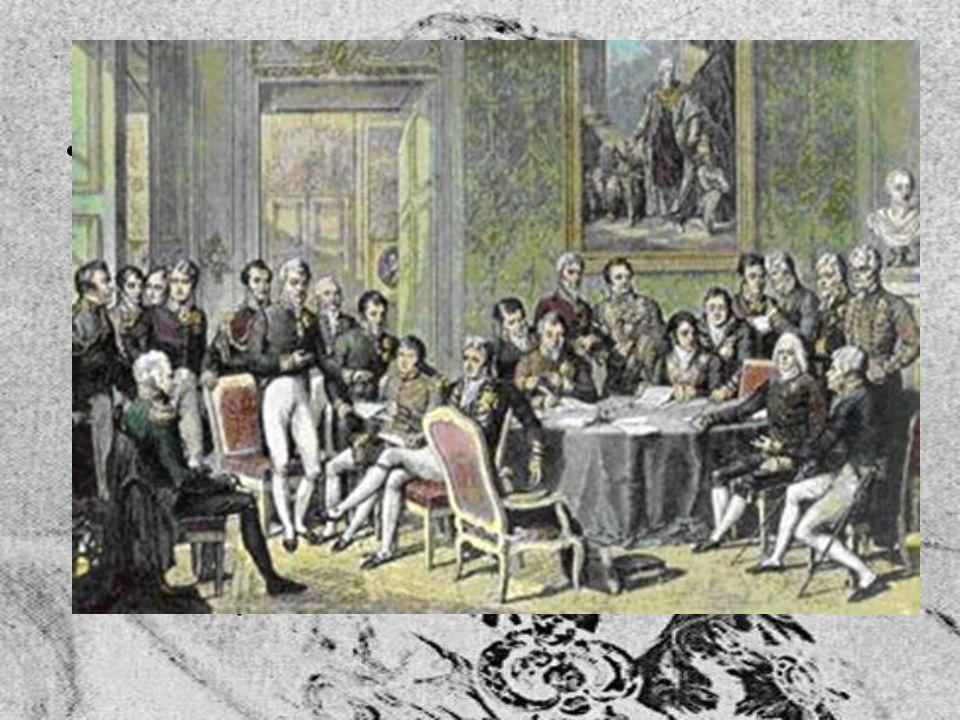 Vídeňský kongres a Svatá aliance