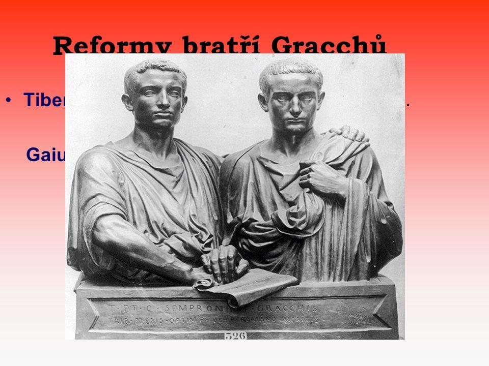 Reformy bratří Gracchů