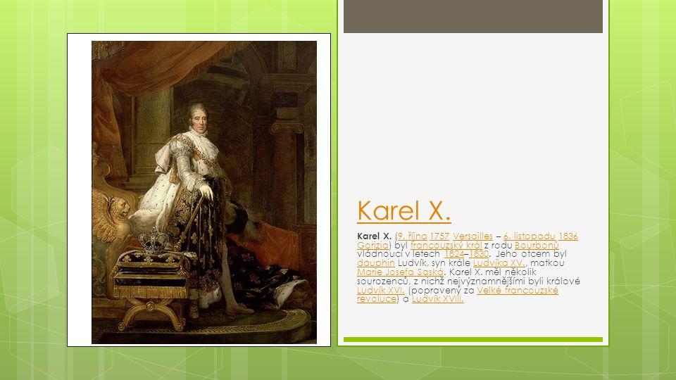 Karel X.