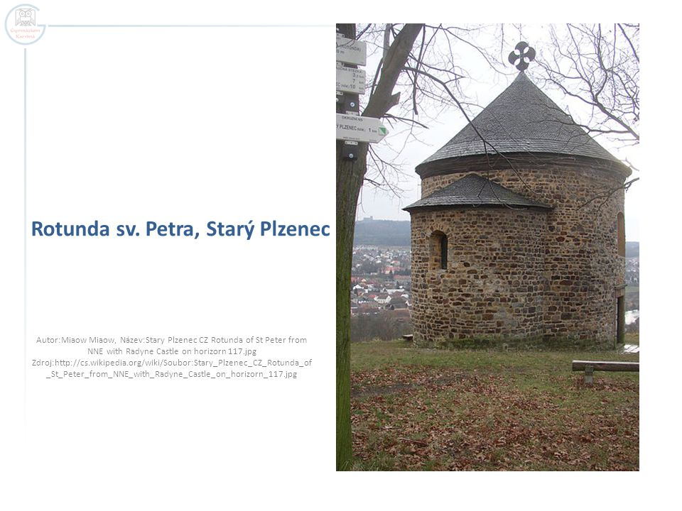 Rotunda sv. Petra, Starý Plzenec