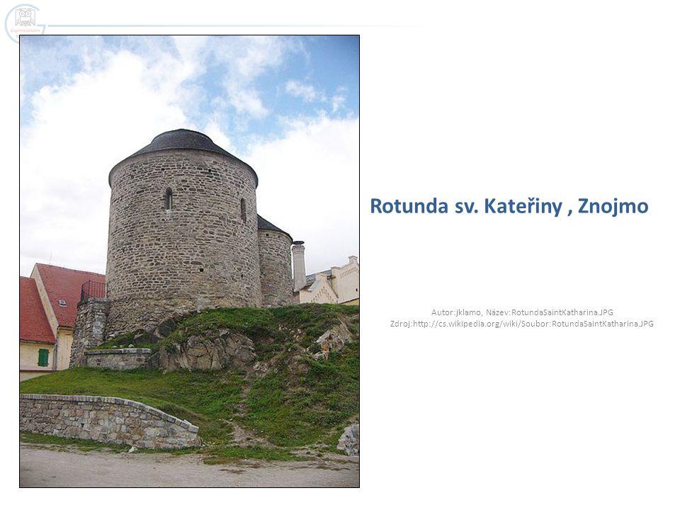 Rotunda sv. Kateřiny , Znojmo