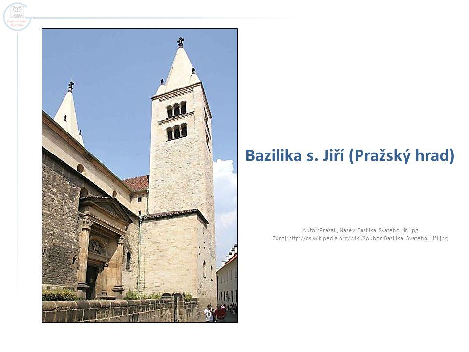Bazilika s. Jiří (Pražský hrad)
