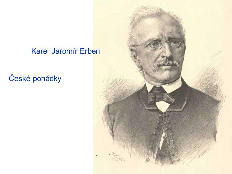 Karel Jaromír Erben České pohádky