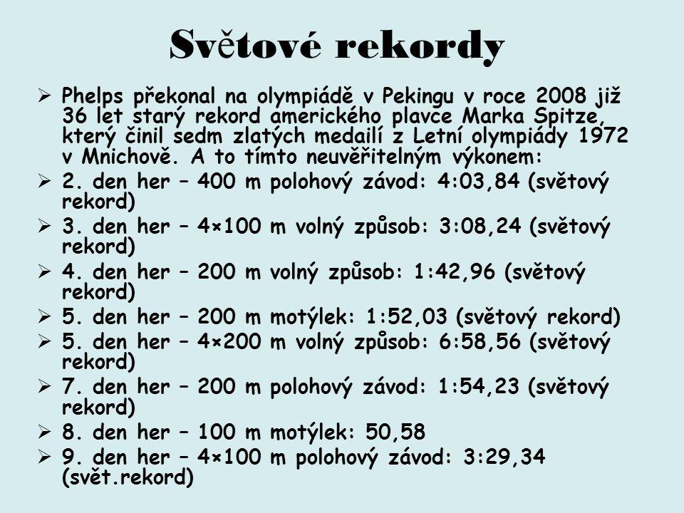 Světové rekordy