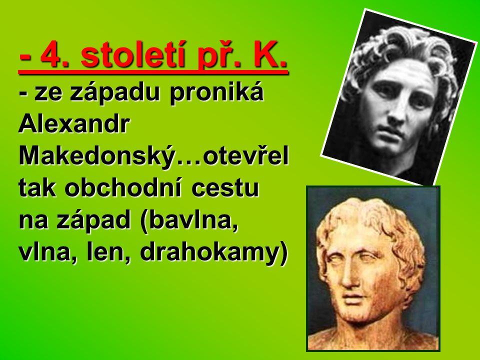 - 4. století př. K.