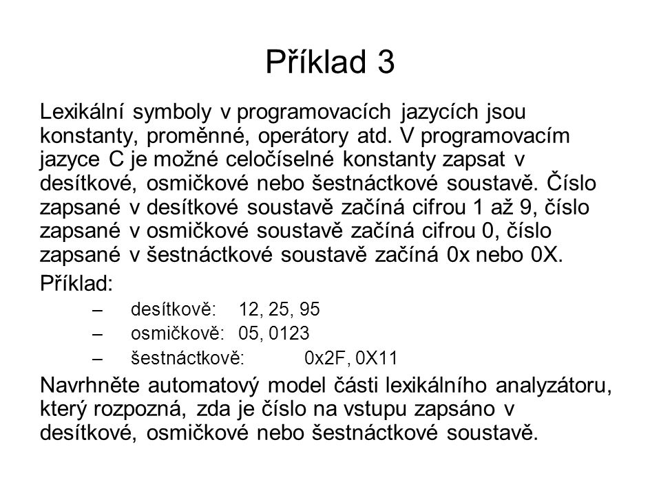 Příklad 3