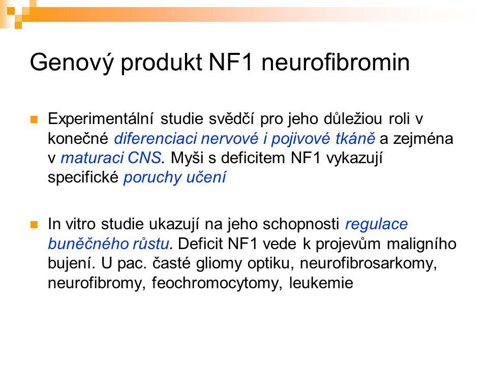 Genový produkt NF1 neurofibromin