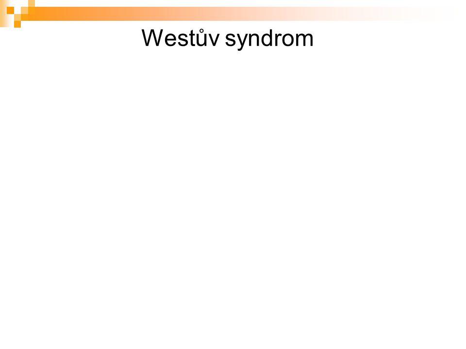 Westův syndrom
