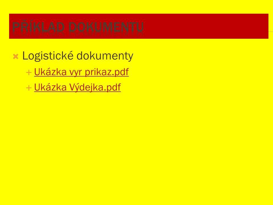 Příklad dokumentu Logistické dokumenty Ukázka vyr prikaz.pdf