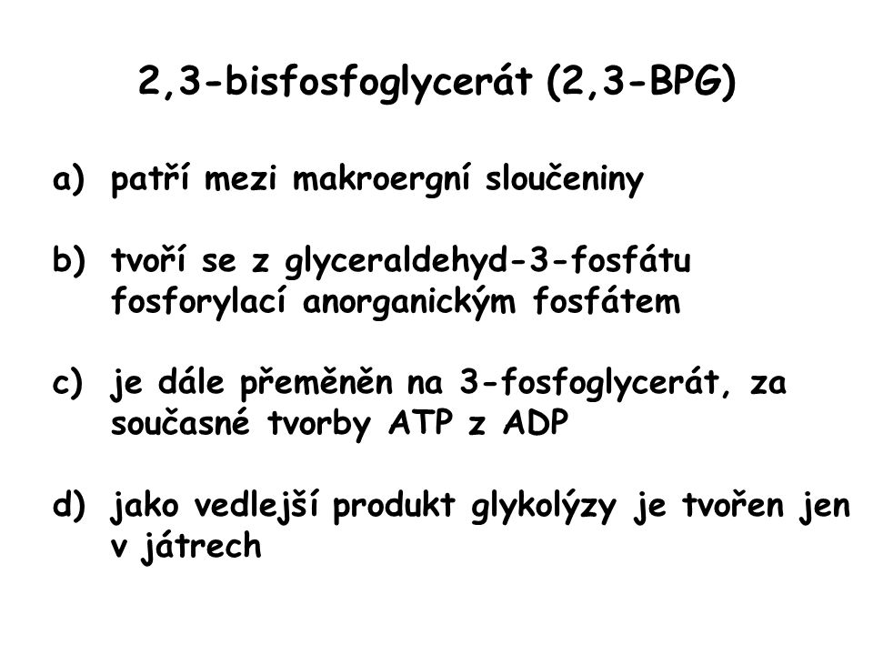 2,3-bisfosfoglycerát (2,3-BPG)