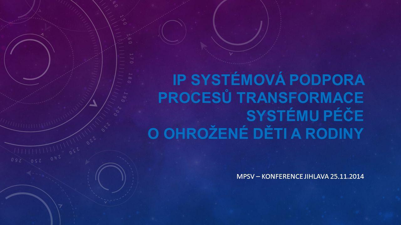 Mpsv – konference jihlava 25.11.2014