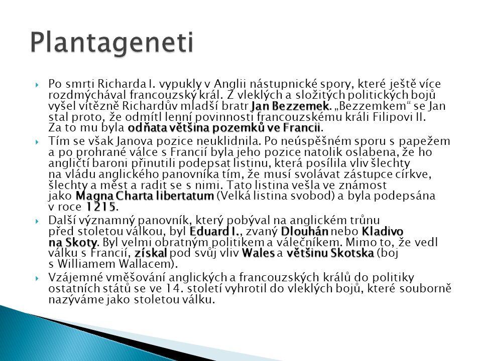 Plantageneti