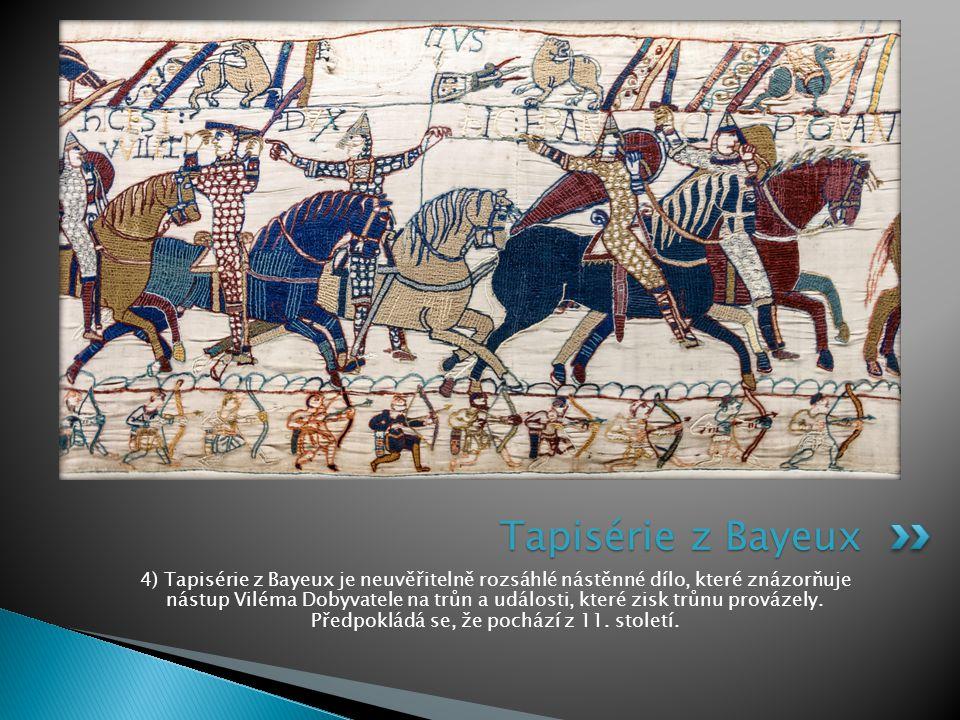 Tapisérie z Bayeux